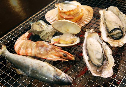 府市のおすすめグルメ|海鮮料理